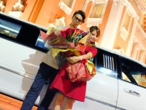 結婚リムジン大阪