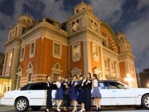 中央公会堂リムジン